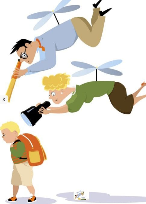 What You Need to Know About Helicopter Parenting